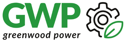 Greenwood-Power Logo